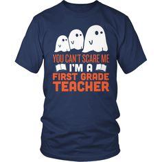 First Grade - Ghosts