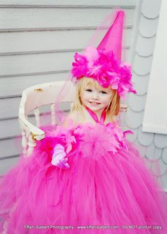 Feathered Fairy Princess Costume Tutu Dress......Great for Halloween,Dress up or Photo props. $149.99, via Etsy.