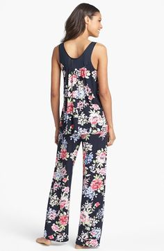 Midnight by Carole Hochman 'Just a Kiss' Pajamas | Nordstrom
