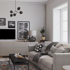Small Space Living Room, Modern Home Interior Design, Interior Design  Living Room, Living Room Inspiration, Living Room Ideas, Living Room Decor,  ...