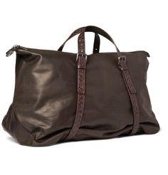 Bottega Veneta leather holdall #bags