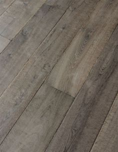 Manoir Collection Gray wood flooring