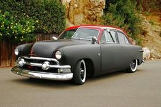 1951 Ford ( Donnie Chartier)