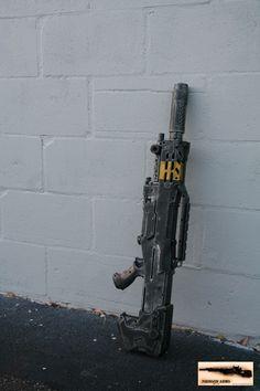 Tactical Style NERF LongShot - oooo