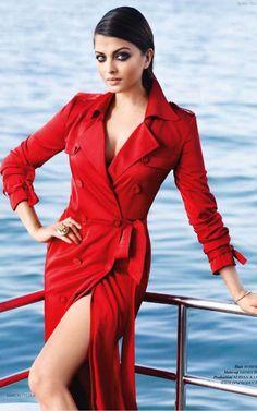 Aishwarya Rai for Vogue Magazine February 2011 ~ Love-sepphoras