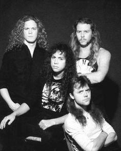 Metallica w/ Jason