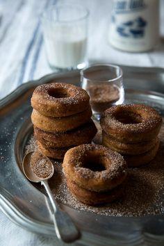 Delicious donuts...yummy yum