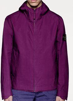 3L Performance Cotton Jacket SS 15 Stone Island, Cotton Jacket, Ss 15, Hooded Jacket, Coats, Athletic, Jackets, Fashion, Stone Island Outlet