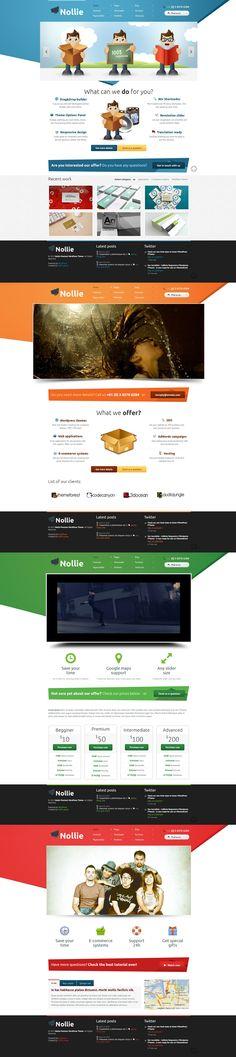 Nollie  |  Responsive, Corporate, Wordpress Template  |  themeforest  |  http://themes.muffingroup.com/nollie/