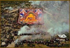 Tibet:  Tanka - ID: 7613458 © Lee  Hutt