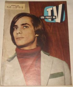 Capa Revista São Paulo na TV - 1966