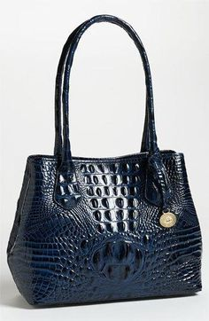 Brahmin Handbag in Navy Clothing, Shoes & Jewelry - women's handbags & wallets - http://amzn.to/2j9xWYI