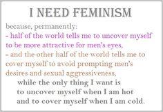 Feminism .