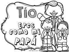 6 postales para el día del padre (pero para los tíos y abuelos que apoyaron como figuras paternas) :::: También hay de papás buena onda ;) :::: ~ Imágenes Creativas