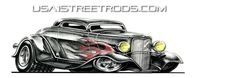 American Muscle Cars with Flames | Hot Rods, Street Rods and Muscle Cars on Long Island
