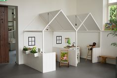 Stunning 44 Fascinating Kids Playroom Ideas On A Budget. Stunning 44 Fascinating Kids Playroom Ideas On A Budget. Playroom Design, Playroom Ideas, Playroom Layout, Daycare Design, Outdoor Fun For Kids, Play Tents For Kids, Kids Indoor Play Area, Home Daycare, Daycare Rooms
