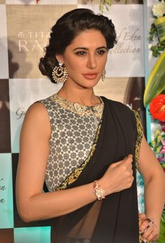 Bollywood Ishtyle: Nargis Fakhri spotted looking fabulous.