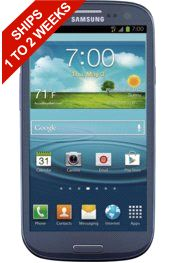 Samsung Galaxy S III 4G LTE Blue
