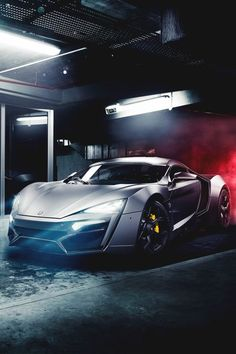 Best Sports Cars : Illustration Description Lykan Hypersport