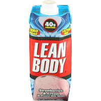 Labrada 17 oz RTD's Strawberry 12 ct | Regular Price: $55.08, Sale Price: $41.99 | OvernightSupplements.com | #onSale #supplements #specials #Labrada #ProteinRTDs  | The new Lean Body 17 oz Ready to Drink shake is the perfect nutritional boost for those on the go Each 17oz TretraPak serving packs in 40 grams of lean muscle building protein and with 0 grams of sugar it s ideal for any carb restricted diet Lean Body It s the delicious convenient way to enjoy your nutrition on t