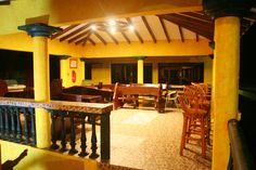 Hotel Rancho Estero y Mar, Playa El Pimental, San Luis Talpa, la paz, El Salvador