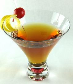 nicky finn : brandy, cointreau, lemon juice, pernod