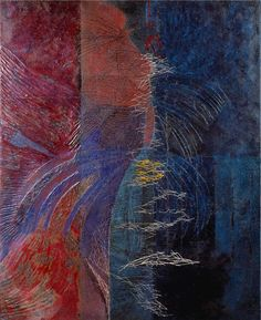 Year: 2008 - Information: Oil on canvas, mixed media painting process, 160x200 cm