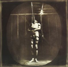 Torture.  Joel-Peter Witkin - a tribute to a genius
