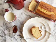 Maple Cake o bizcocho de sirope de arce.-