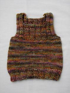 Ravelry: Felipe baby vest pattern by Joji Locatelli