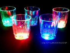 12 led light up #drinking shot #glasses #acrylic cups blinking beer glass , View more on the LINK: http://www.zeppy.io/product/gb/2/111686029430/