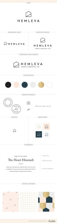 Behind the Scenes: Designing a Strong and Timeless Logo Click to read more, or save this pin to read later!