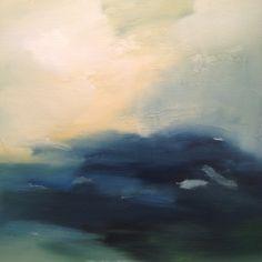 'Untitled', 40x40cm oil on canvas,  www.siobhanleonard.com