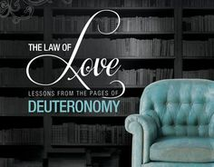 The Law of Love: Lessons From The Pages of Deuteronomy  A Beth Moore Lecture Study  Starts Monday Jan 21 @ 6:30 pm  Every Monday for 6 weeks  Childcare available