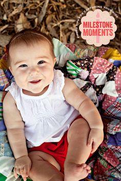 "Photography Tips: Capturing ""Kid's Milestone Moments"""
