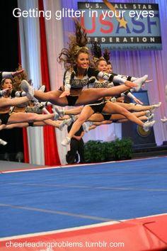 List of cheerleading stunts