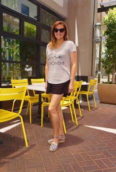 Casual-Cute Summer Style « Mom Style Lab #kohls #summeratkohls #ootd #momblogger #summerstyle