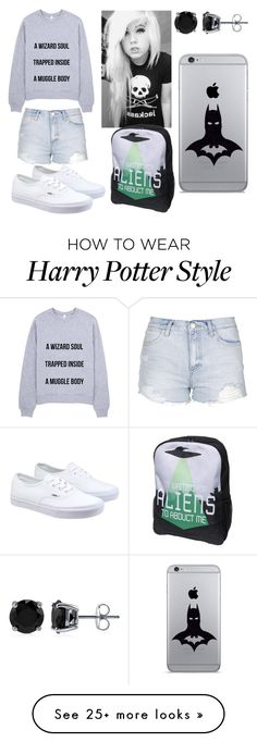 """"""""""" by tvdfangirl7 on Polyvore featuring Topshop, Vans, BERRICLE, women's clothing, women's fashion, women, female, woman, misses and juniors"""