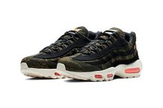 big sale 2b2e8 0f16b Official Imagery of the Carhartt WIP x Nike Air Max 95