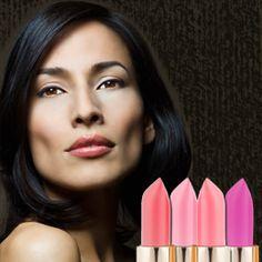 Lipstick Colors for Olive Skin