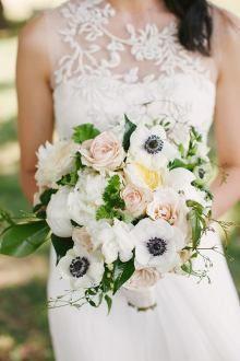 Bouquet image⑦~ホワイト&グリーン編~|wedding note♡takacomachi*。