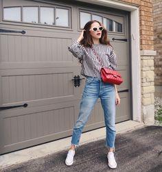 "8,768 Gostos, 382 Comentários - Valeria Lipovetsky (@valerialipovetsky) no Instagram: ""Chic on a budget- my next video idea. Yes/no ? #ootd #garageseries"""