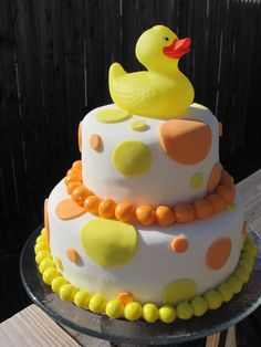 Think we could do this? Doesn't look spectacularly difficult... Different colored polka dots of course.