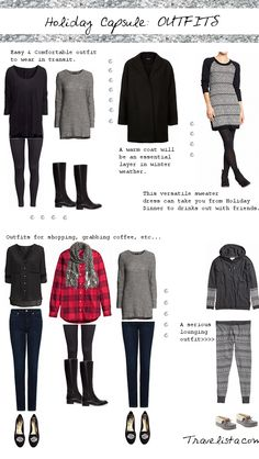 We love good coats and tall boots! Excited about winterwear!! #holiday #clothes #outifts