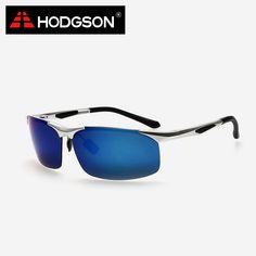 a993b7c968 2017 HODGSON Brand UV400 Aluminum Polarized Fishing Sunglasses Male Fishing  Sun Glasses Men's Fishing Glasses Polarized