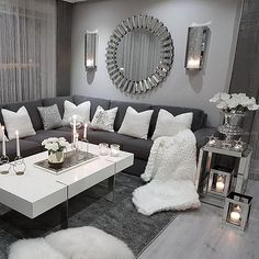 cozy living room decor ideas to copy 1 cozy living room . cozy living room decor ideas to copy 1 cozy living room decor ideas to copy 1 room ideas grey Living Room Grey, Apartment Living Room, Living Decor, Cozy Living, Room Design, Room Decor, Living Room Decor Cozy, Lounge Decor, Apartment Decor