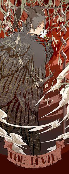 Ymir The Devil-Diabeł