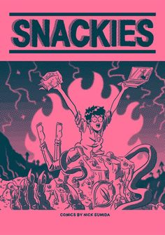 Snackies is a hilarious collection of gags and real talk from one of the funniest voices in contemporary comics. This...