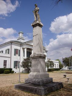 Madison Parish Civil War Monument (Tallulah, Louisiana)