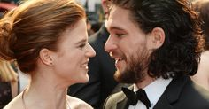 *Game of Thrones* Fans, Rejoice! Kit Harington and Rose Leslie Are Reportedly Engaged